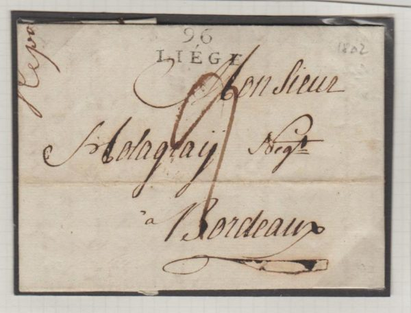 Napoleonic Occupation of Belgium
