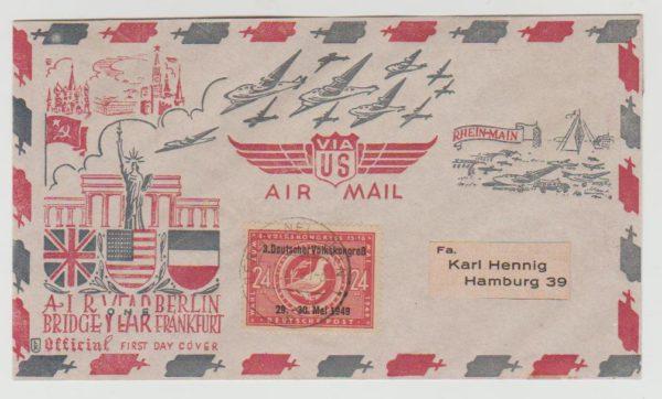 Berlin Airlift 1949