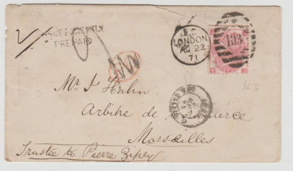 GB to France underpaid 1871