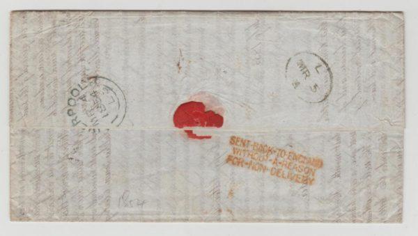 long letter 1854