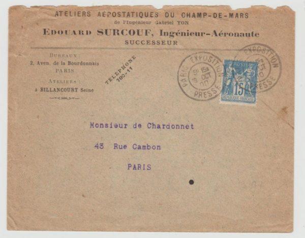 France 1900 Exhibition Paris
