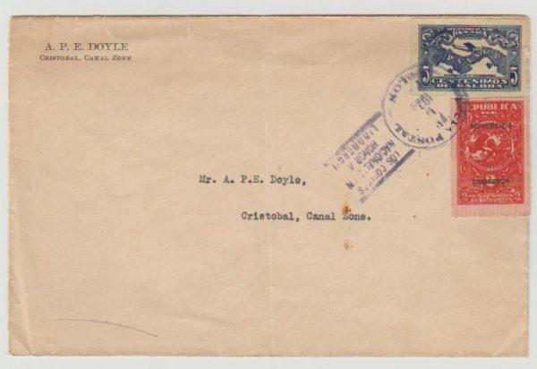 Panama Lindbergh Commemoration