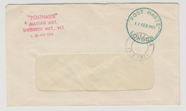 GB Postal Strike
