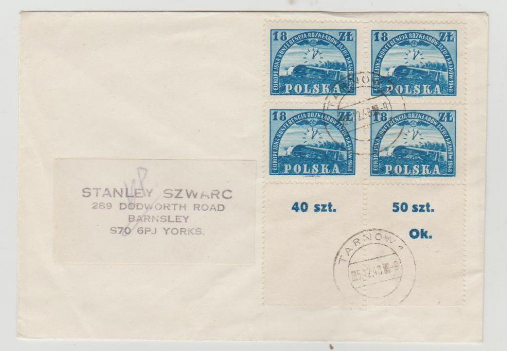 1944 Polish Railway Conference
