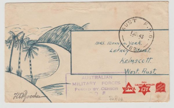 Papua Salvation Army 1943